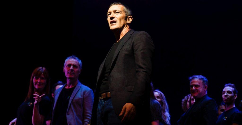 Antonio Banderas dirigirá y protagonizará el musical 'Company'