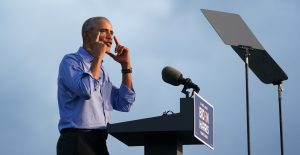 Nuestra democracia no funcionará mientras tengamos un líder que miente: Obama