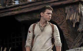 Revelan las primeras imágenes de Tom Holland como Nathan Drake en 'Uncharted'