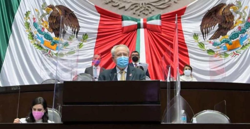 Jorge Alcocer, secretario de Salud.