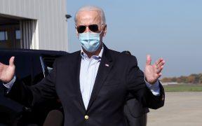 """Biden espera un debate menos caótico: """"Con suerte, Trump seguirá las reglas"""""""