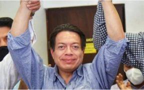 Mario Delgado, ganador de la encuesta para la dirigancia de Morena