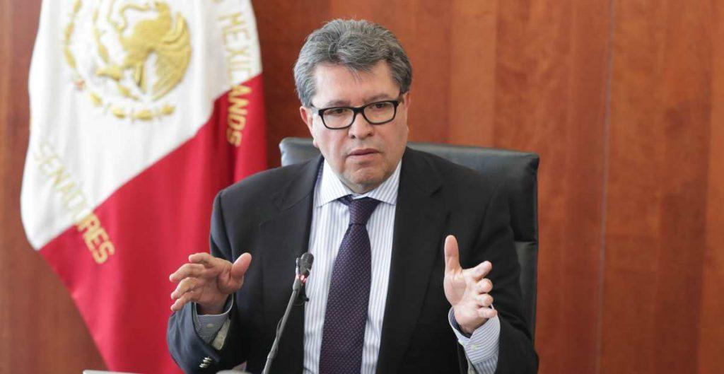 """Alerta Encinas que reforma la ley de FGR viola los derechos humanos; """"nosotros vamos a resolver"""", responde Monreal"""