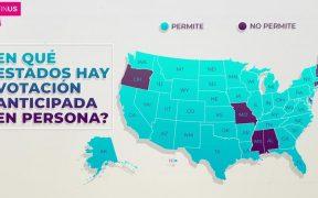 ¿Cómo votar en las elecciones presidenciales de Estados Unidos?