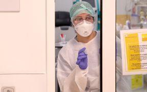 Detectan en Bélgica el caso de una mujer fallecida con dos variantes de coronavirus