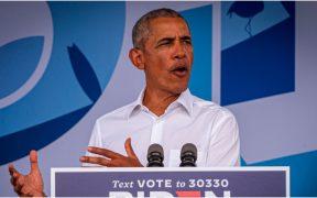 Barack Obama, expresidente de EU