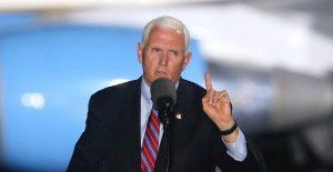 Dos asesores cercanos de Mike Pence dan positivo a Covid-19