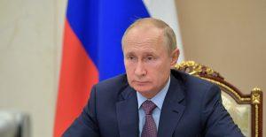 Putin rechaza las acusaciones de Trump contra los negocios de la familia Biden