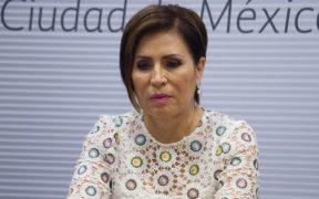 """Soy rehén de la FGR """"porque no he querido colaborar con ellos"""": Rosario Robles"""