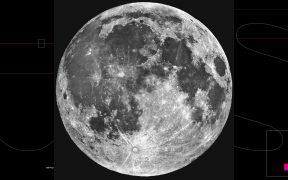 La NASA confirma que hay agua en la superficie de la Luna