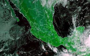 Emiten alerta roja para municipios de Quintana Roo y Yucatán por paso de 'Zeta'
