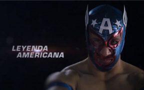 El concepto Marvel Lucha Libre Edition presentará a cuatro luchadores inspirados en superhéroes.
