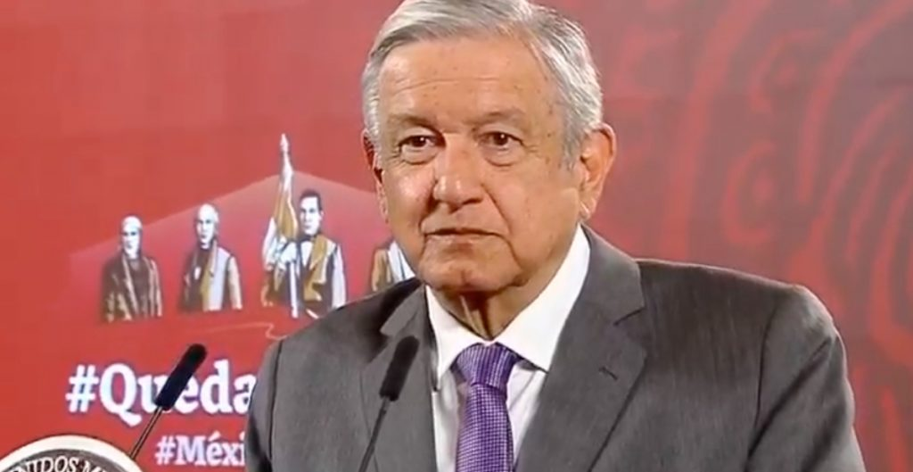 Descarta AMLO reunión con Alianza Federalista por recorte presupuestal