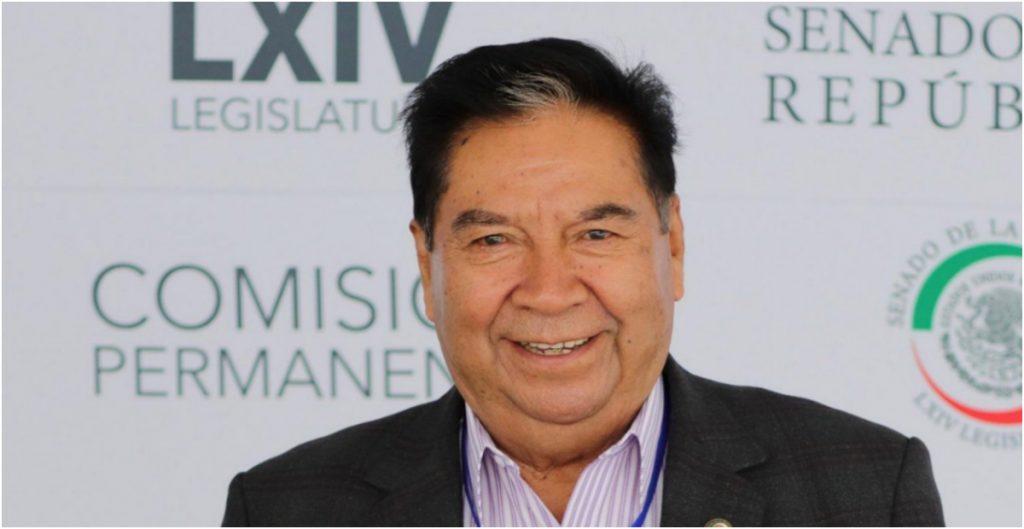 Joel Molina Ramírez, senador por Tlaxcala