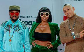 Black Eyed Peas y Jennifer Hudson apoyan a Joe Biden con el tema 'The Love'