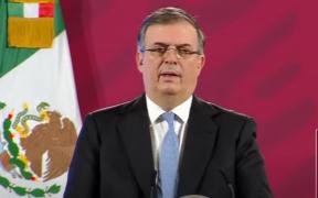 En el peor de los escenarios, llegará la vacuna en marzo del 2021: Marcelo Ebrard