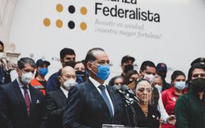 PAN y PRD expresan su respaldo a la Alianza Federalista