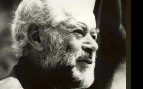 Fallece el escultor mexicano Pedro Cervantes