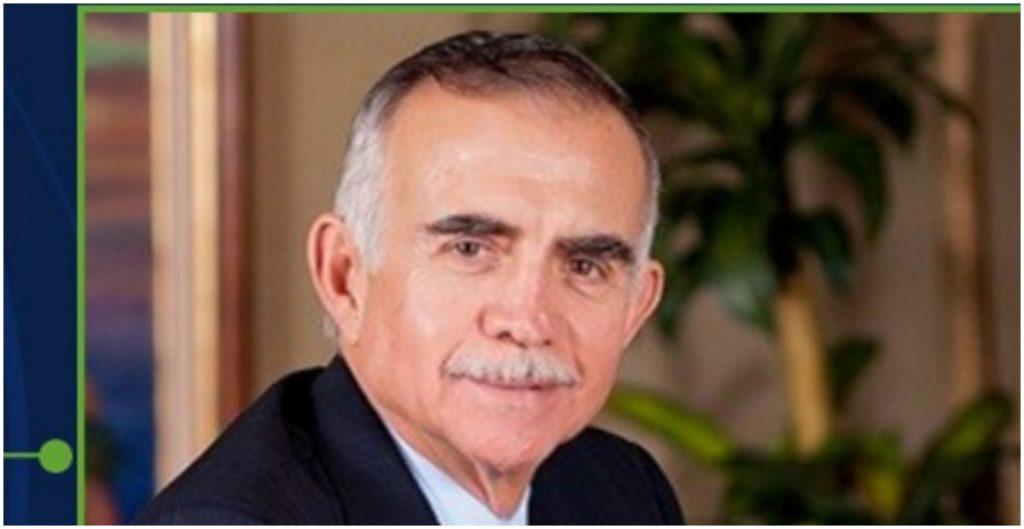 Alfonso Romo, jefe de la oficina de la Presidencia