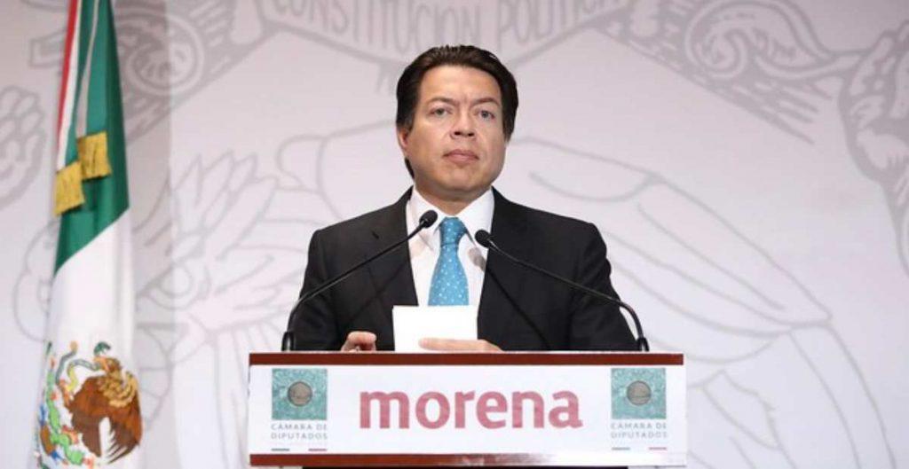Delgado acusa que decisión del TEPJF sobre Salgado y Morón es un golpe a la democracia; Morena acatará el fallo