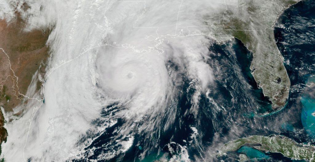 Louisiana reporta la primera muerte por el huracán 'Zeta'