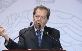 "Porfirio Muñoz Ledo llama ""espurio"" al TEPJF tras validar a Delgado como presidente de Morena"