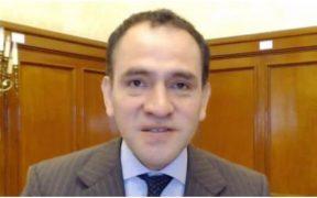Arturo Herrera, titular de la SHCP, habla sobre el outsourcing
