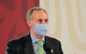 Secretaría de Salud suspenderá conferencias sobre Covid durante festejos de Día de Muertos