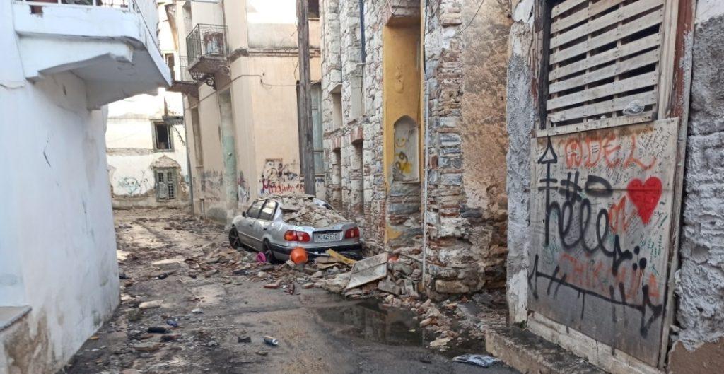 Sube a 30 la cifra de muertos por sismo en Grecia y Turquía