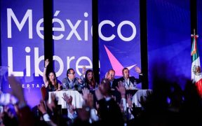 México Libre analizará adherirse a otra opción política