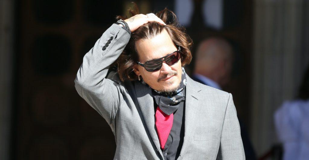 Johnny Depp pierde juicio por difamación contra The Sun