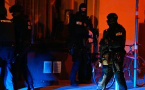 Tiroteo en Viena deja un muerto; se estima ataque a una sinagoga