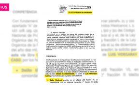 Peña Nieto se asoció con Videgaray en sobornos, acusa FGR en documento de 100 páginas