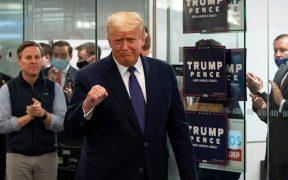 El fin de la campaña legal de Trump contra el resultado electoral