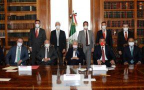 Segob se reúne con gobernadores del PRI; hablan de Covid y elecciones
