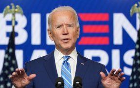 Sigue aquí el discurso en vivo de Joe Biden