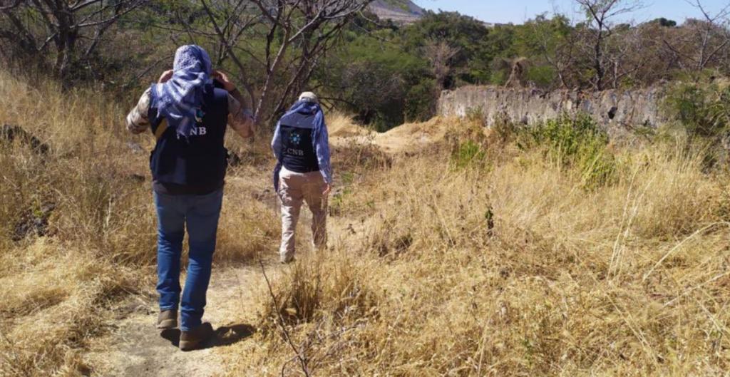Hallan bolsas con restos humanos en Tlajomulco, Jalisco