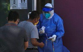 Suman más de mil 800 muertes entre personal de salud por Covid en México