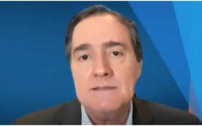 subdirector de la Organización Panamericana de la Salud (OPS), el doctor Jarbas Barbosa