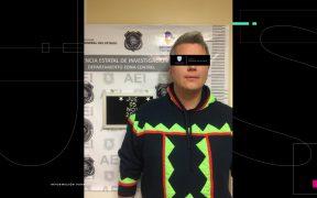 Detienen a exlíder juvenil del PRI por desvío de 2 millones de pesos en Chihuahua