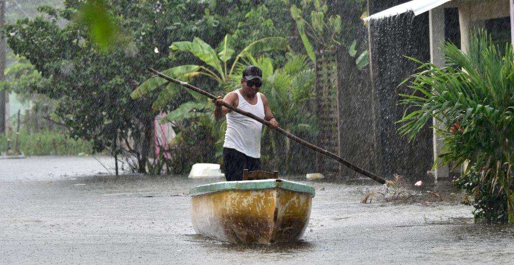 Secretario de Marina irá a Tabasco por lluvias e inundaciones