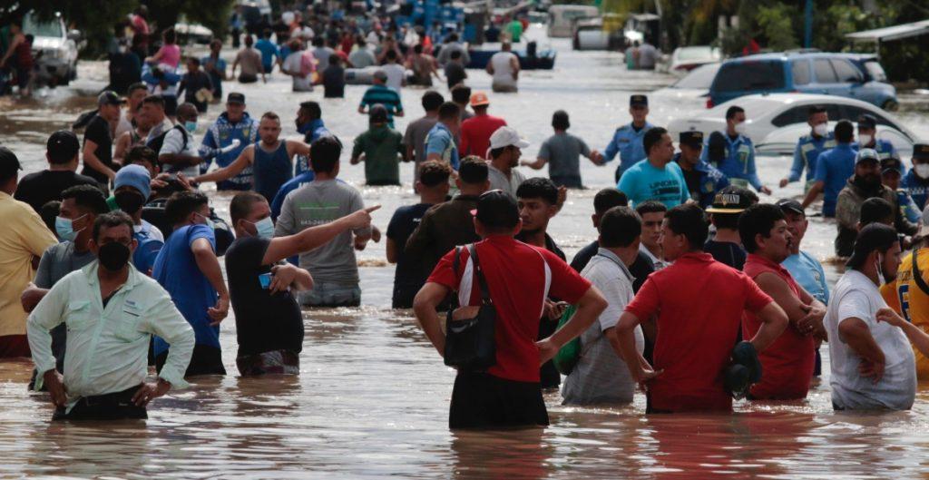 Tapijulapa, el único pueblo mágico de Tabasco está inundado por ETA