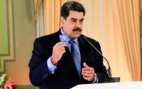 """Maduro espera una mejor relación con Estados Unidos """"gane quien gane"""""""