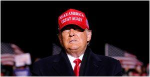 Donald Trump insinua que el FBI y el Departamento de Justicia están detrás del fraude electoral