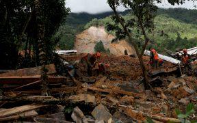 La tormenta tropical 'Eta' toca Cuba mientras Guatemala busca sobrevivientes