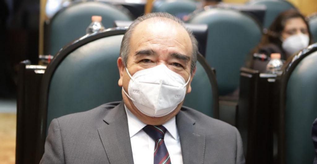 Diputado Maurilio Hernández da positivo a Covid-19