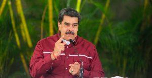 """Maduro dice que trabajará """"con paciencia"""" para establecer diálogo con Biden"""