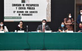 No liberar Aprueban Prepuesto de Egresos en comisiones de la Cámara de Diputados; oposición lo rechaza