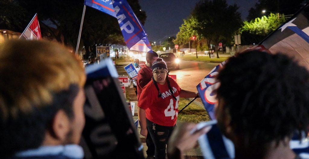 Vicegobernador de Texas ofrece 1 millón de dólares por evidencia de fraude electoral