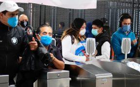 Casos y muertes de coronavirus en México